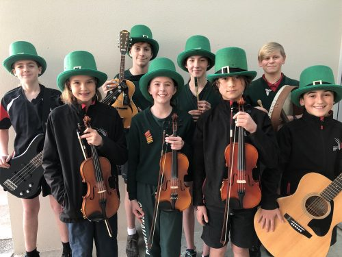 Chisnallwood Irish Band