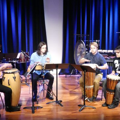 UC Music- Percussion Concert
